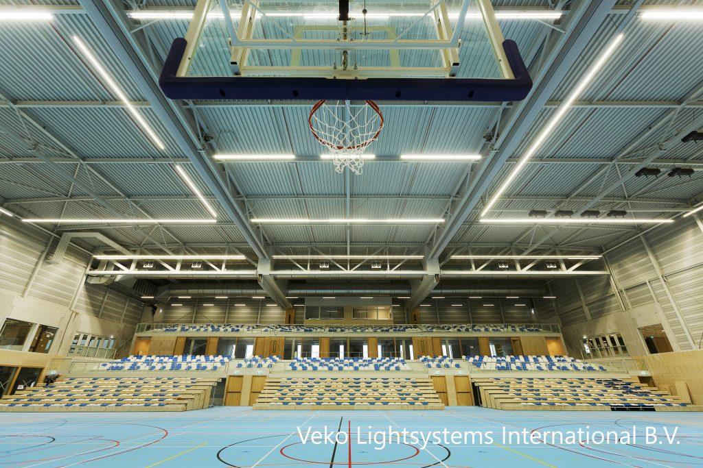 LED sporthalverlichting - het moderne alternatief - SportStroom